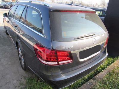 usata Mercedes E220 BlueTEC S.W. 4Matic Automatic Spor
