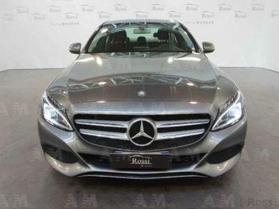 usata Mercedes 200 Classe C Station Wagond Auto Sport del 2017 usata a Narni
