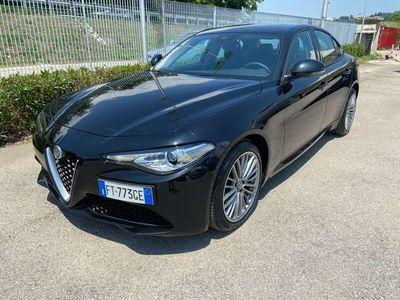 usata Alfa Romeo Giulia 2.2 Turbodiesel 160 CV Super carplay