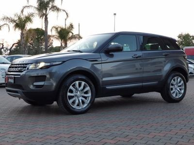 usado Land Rover Range Rover evoque 2.2 Td4 Prestige Aut. Pelle/Navi/Meridian 2015