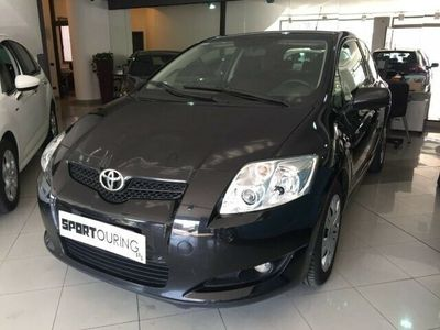 usata Toyota Auris 1.4 D-4D 3 porte OK NEOP POCHI KM
