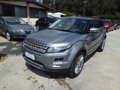 begagnad Land Rover Range Rover evoque 2.2 Sd4 5p. Presti