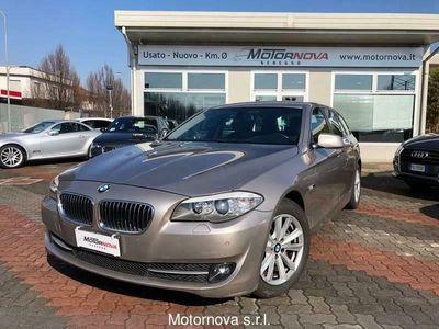 usata BMW 525 Serie 5 Touring d Touring Business Cambio automatico