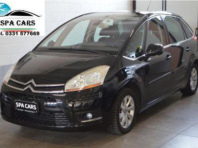 usata Citroën C4 Picasso 1.6 HDi 110 FAP Exclusive Cambio Automatico