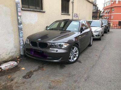 usata BMW 123 Serie 1 (E87) cat 5 porte Futura DPF