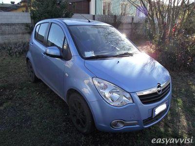 usado Opel Agila 1.2 16V 86CV Enjoy del 2009 usata a Vignole Borbera