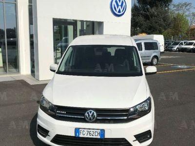 brugt VW Caddy 1.4 TGI Maxi del 2016 usata a Castegnato