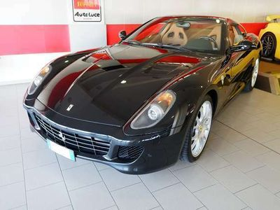 usata Ferrari 599 GTB Fiorano F1 - Freni CCM