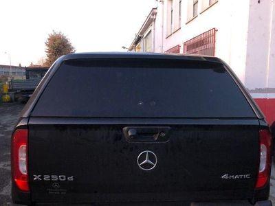 usata Mercedes X250 d Progressive Business