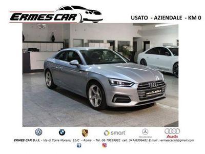 brugt Audi A5 2.0 TDI 190 CV quattro S tronic Sport VIRTUAL!!