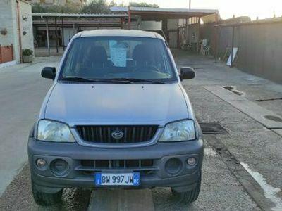 usata Daihatsu Terios 1.3 benzina Anno 2001