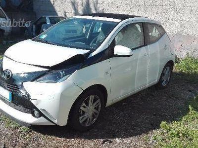 usata Toyota Aygo 2ª serie