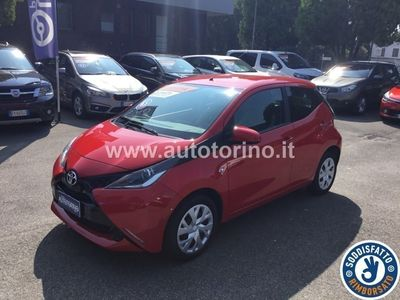 brugt Toyota Aygo AYGO1.0 x-play 5p