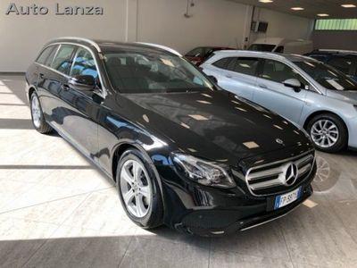 usata Mercedes E220 Classe E (W/S213)4Matic Auto Exclusive