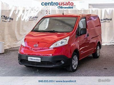 usata Nissan NV200 ELETTRICO E- VAN BUSINESS 4 PORT...