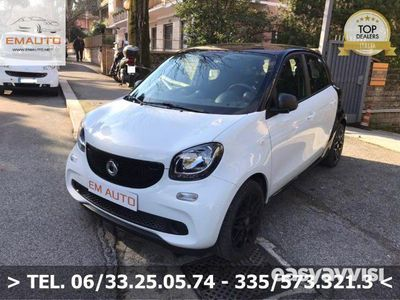 usata Smart ForFour turbo passion twinamic come nuove benzina