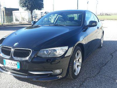 usata BMW 320 eletta 2.0 diesel perfetto stato 2011