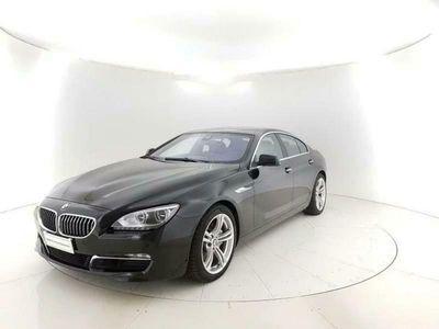 usata BMW 640 i Gran Coupé Futura