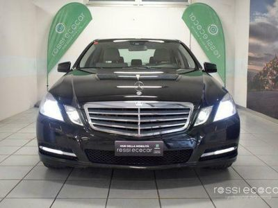 usata Mercedes E250 CDI BlueEFFICIENCY 4M. Avantgarde rif. 12426039