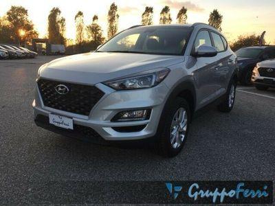 usata Hyundai Tucson 1.6 CRDi 115CV XTech Comfort