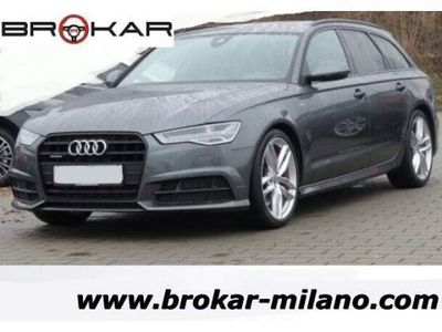 usata Audi A6 Avant 3.0 TDI competition quattro tiptronic Business Plus