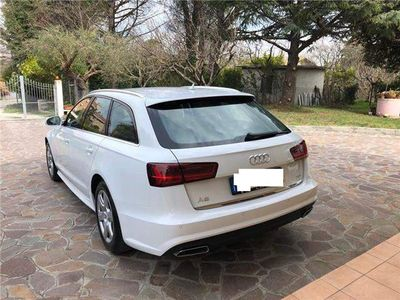 brugt Audi A6 A6Avant 2.0 TDI 190CV ultra S tr Bus.P S LINE
