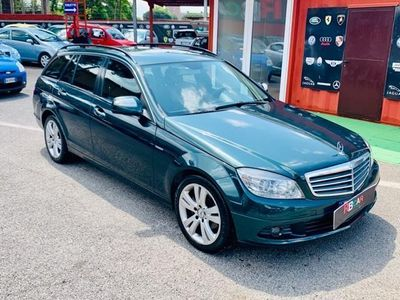 gebraucht Mercedes C200 CDI S.W. Avantg./GARANZIA/RATE/PERMUTE