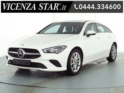usata Mercedes CLA200 d SW AUTOMATIC SPORT NEW MODEL
