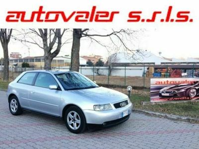 usata Audi A3 A3 1ª serie1.9 TDI/130 CV cat 3p. Attraction