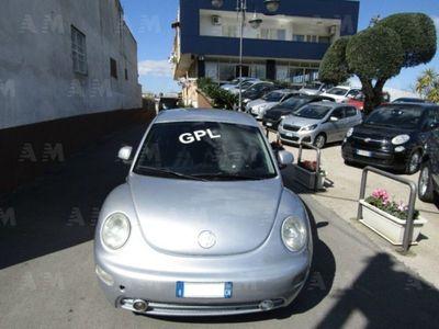 used VW Beetle NEW1.6 gpl