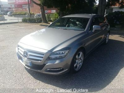 used Mercedes CLS250 CDI SW BlueEFFICIENCY