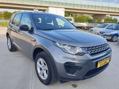 usata Land Rover Discovery Sport - 2017 GANCIO TRAINO