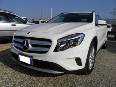 used Mercedes GLA200 BUSINESS
