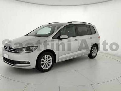 usata VW Touran 1.6 TDI 115 CV DSG Business BMT