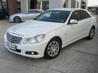 usata Mercedes E200 CDI BERLINA - CAMBIO AUT. - NAVI - IN ARRIVO
