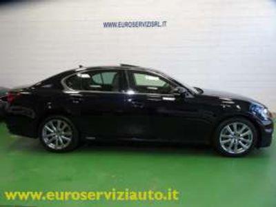 usata Lexus GS300 24v ambassador elettrica/benzina
