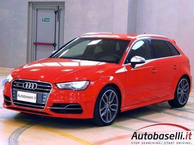 usata Audi S3 2.0 TFSI QUATTRO S TRONIC 300CV