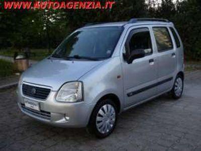 usata Suzuki Wagon R+ 1.3i 16V - 4x4IMP. GPL (TUTTO IN UNA) Benzina