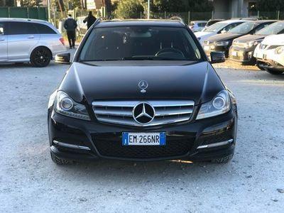 gebraucht Mercedes C200 CDI S.W. BlueEFFICIENCY Elegance