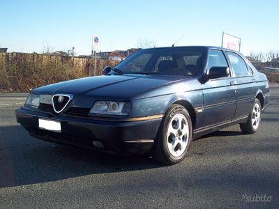 gebraucht Alfa Romeo 164 2.0i V6 Turbo Super 155000 Km
