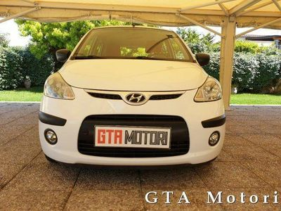 used Hyundai i10 1.1 12V BlueDrive GPL Active
