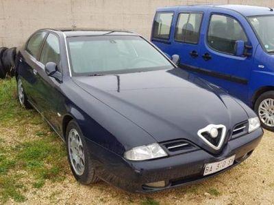 usado Alfa Romeo 166 2.0i V6 turbo cat Super usato
