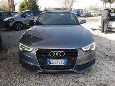 usata Audi A5 Cabriolet 3.0 TDI 245 CV quattro S tronic