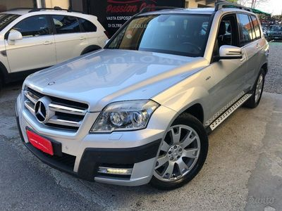 used Mercedes GLK250 CDI 4Matic BlueEFFICIENCY