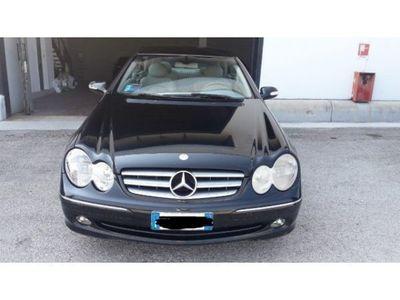 usata Mercedes CLK270 Classe CLK (C/A209)CDI cat Elegance