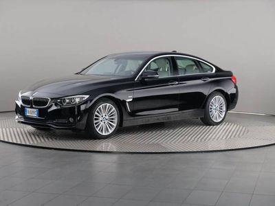 usata BMW 420 4 Serie d Luxury