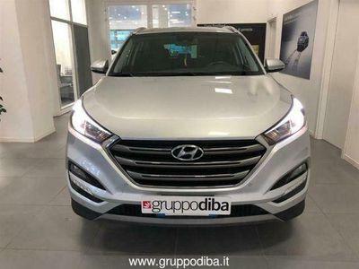 usata Hyundai Tucson 2ª SERIE 1.7 CRDI DCT XPOSSIBLE