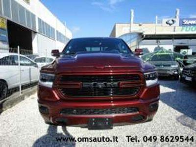 usata Dodge Ram 5.7 V8 HEMI LARAMIE SPORT BLACK P.CONSEGNA Benzina/GPL