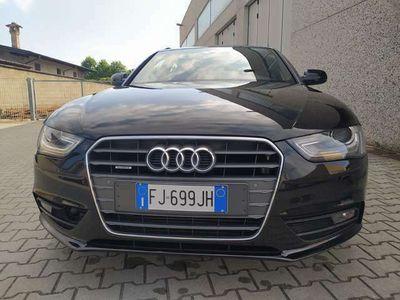 usata Audi A4 Avant 2.0 TDI 177CV quattro S-Tronic S-line est.