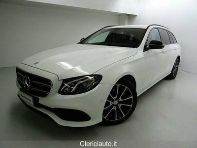 usata Mercedes E220 CLASSE D S.W AUT. SPORT